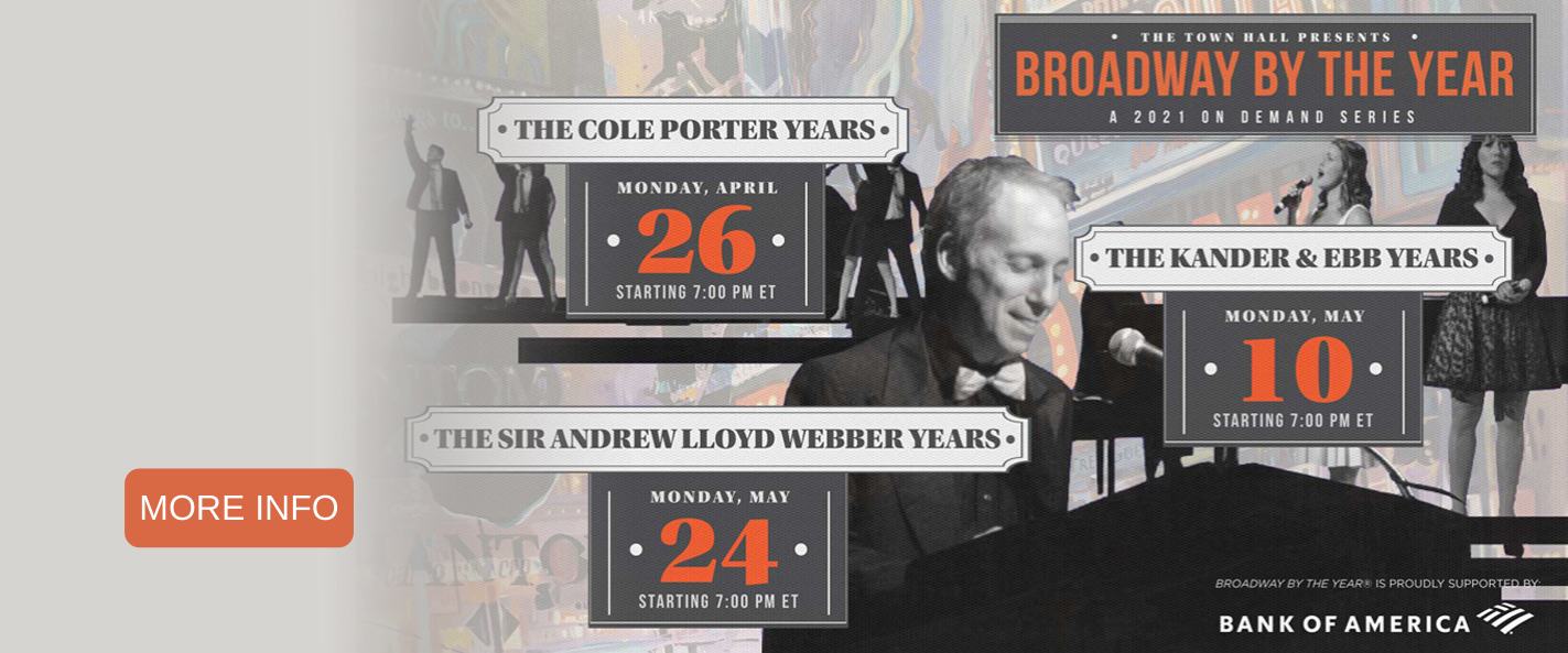 Broadway By The Years