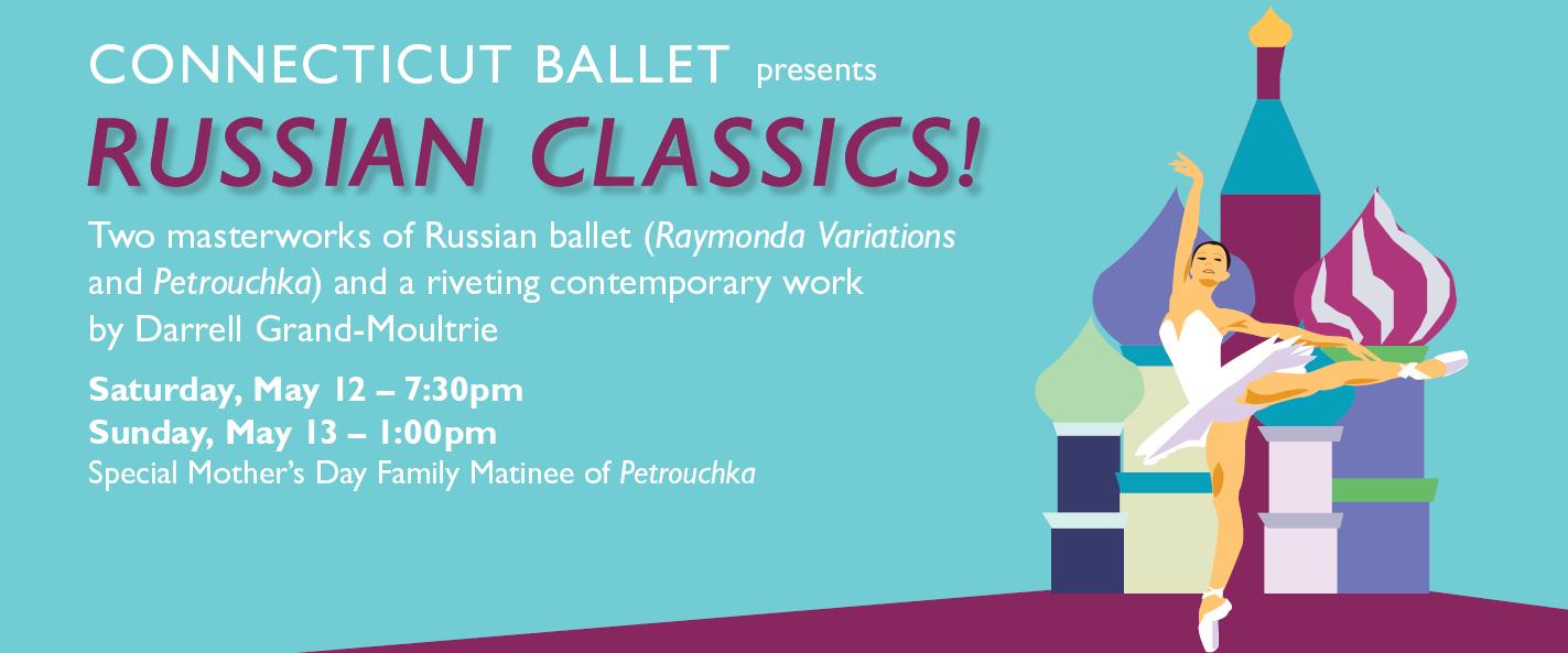 CT Ballet Russian Classics
