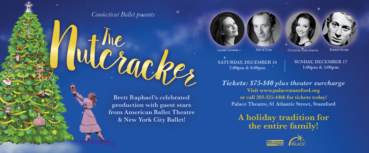 Connecticut Ballet's The Nutcracker