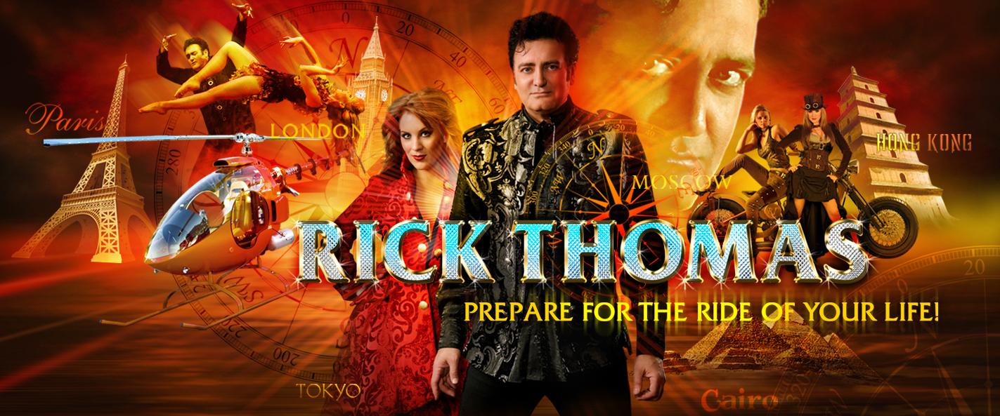 Rick Thomas Illustionist