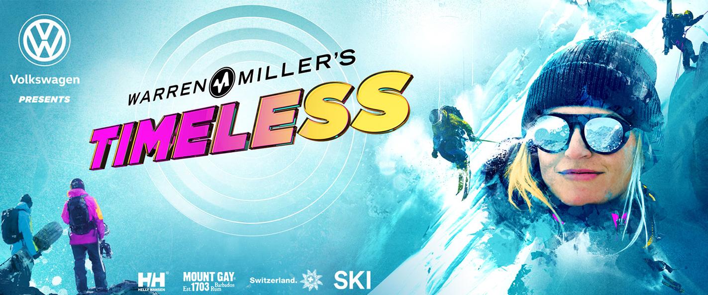 Warren Miller's Timless\